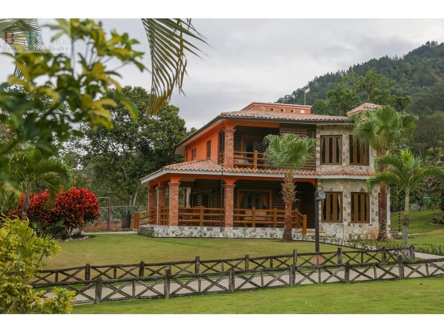 alojamiento villa cereza en jarabacoa la vega repdominicana