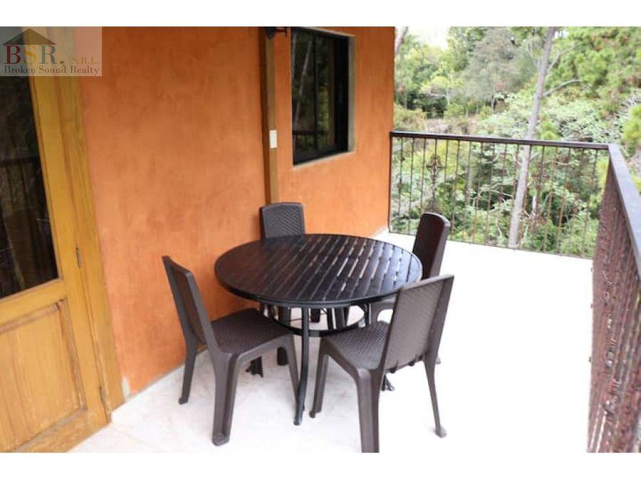 alojamiento habitacion en jarabacoa la vega repdominicana