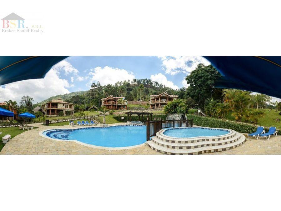 alojamiento villa palmera en jarabacoa la vega repdominicana