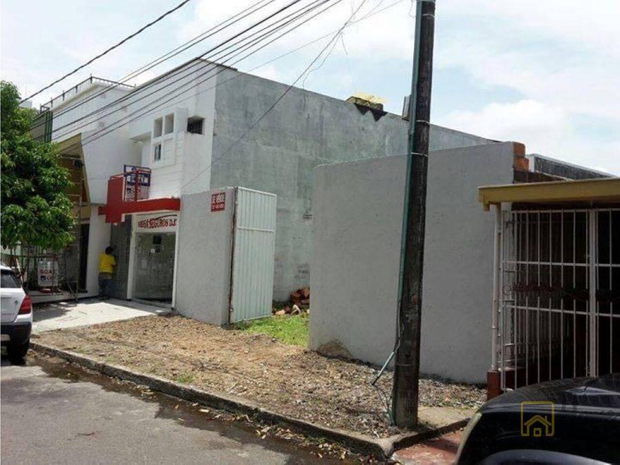 venta lote barrio pueblo nuevo barrancabermeja