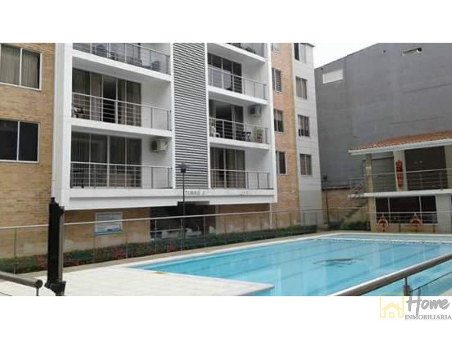 apartamento en venta en yopal conjunto torres de leticia