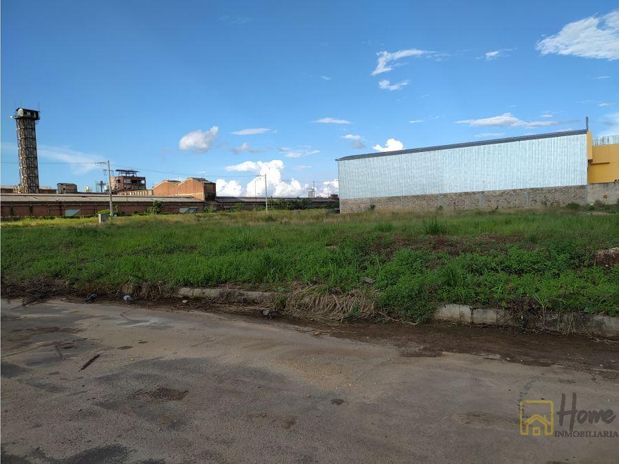 lote en venta en barrancabermeja parque industrial yuma