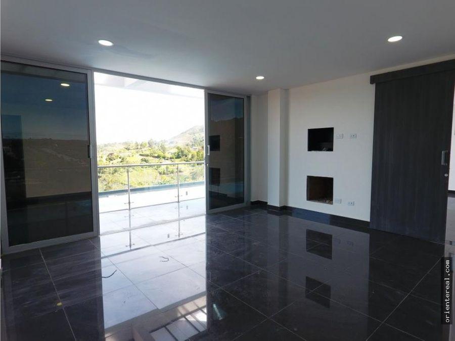 moderna casa campestre vereda chaparral