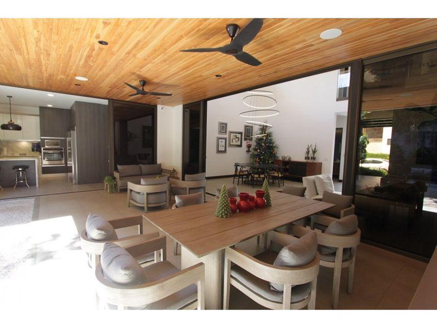 lujosa casa en venta hacienda espinal