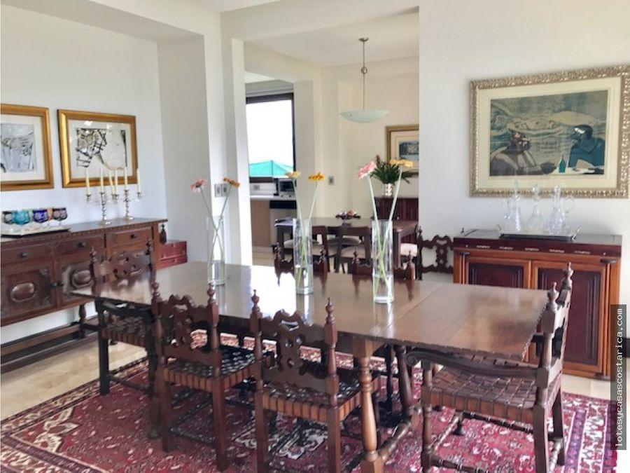 casa de lujo en hacienda gregal curridabat