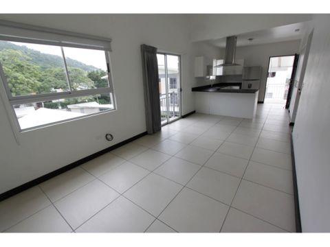 apartamento en alquiler santa ana con linea blanca