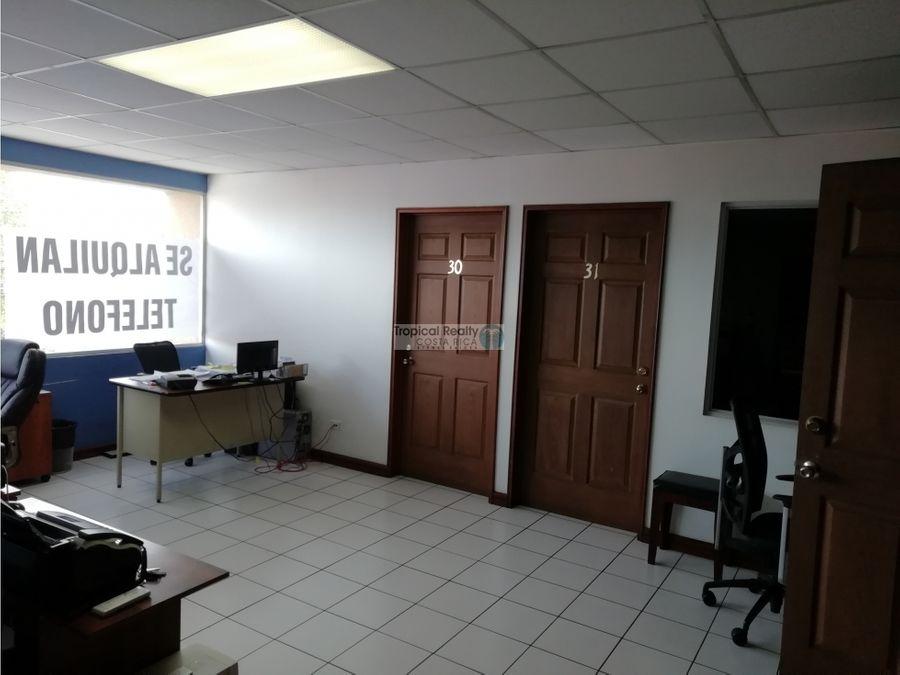 edificio comercial con oficinas sabana