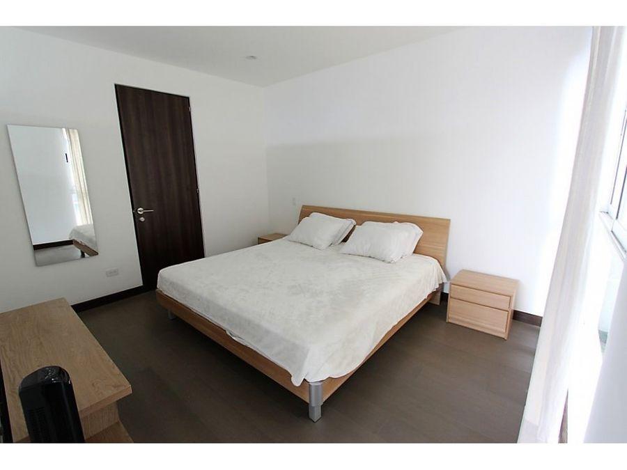 apartamento 100 amueblado en escazu