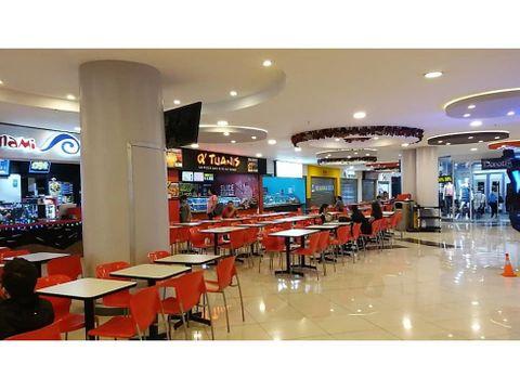 local en venta mall san pedro food court