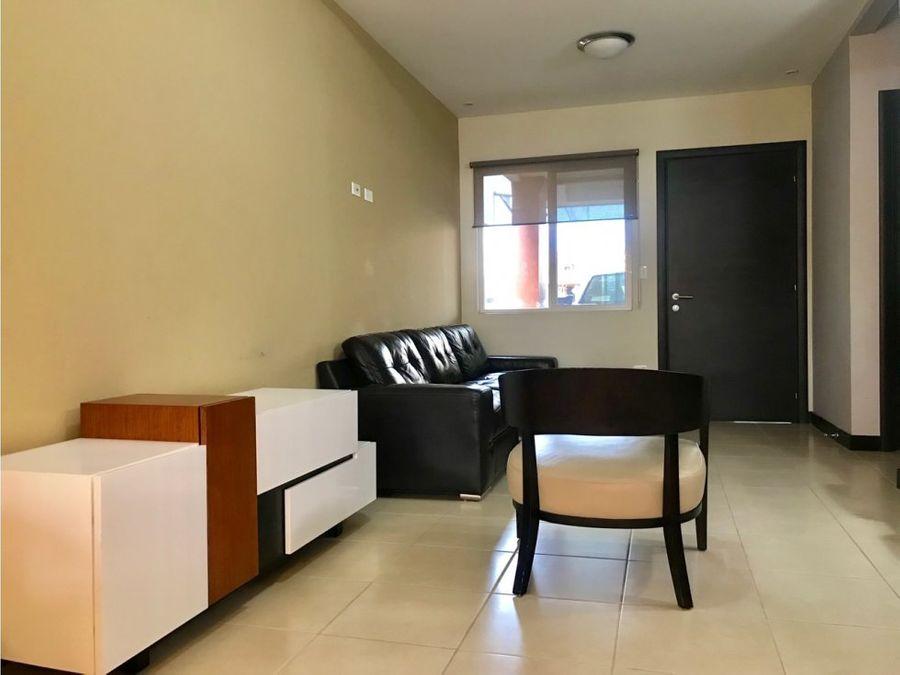 casa en venta la guacima de alajuela en condominio