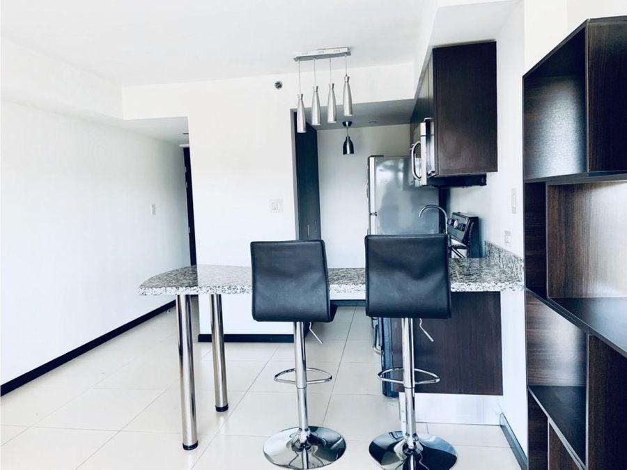 apartamento amueblado para venta y alquiler condominio paradisus