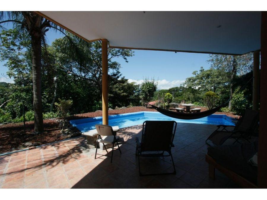 atenas linda quinta en venta con vistas y piscina