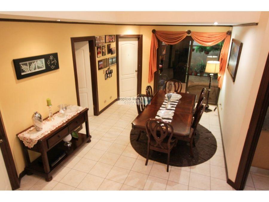 casa independiente para venta ubicada en escazu trejos montealegre