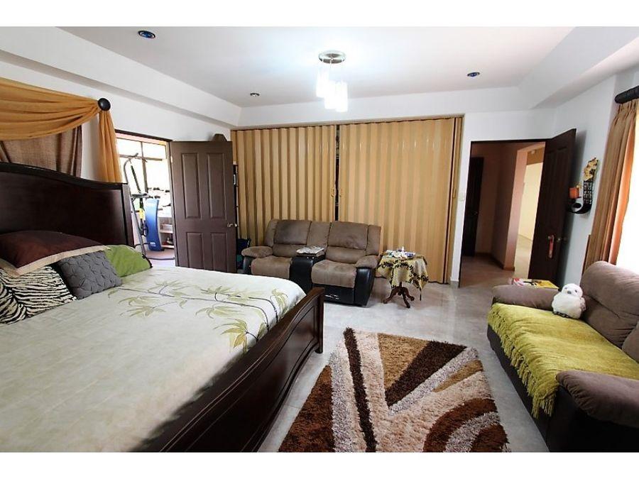 casa en condominio escazu guachipelin norte
