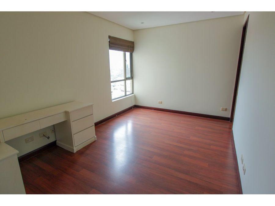 apartamento en venta los laureles escazu