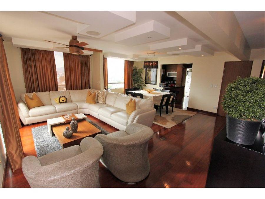 penthouse en venta san jose