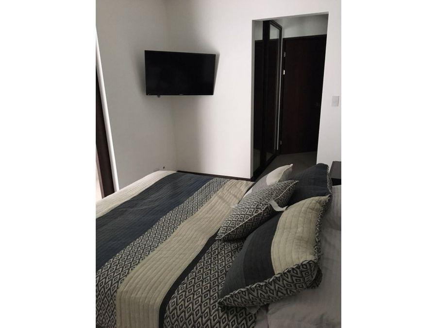apartamento amueblado en montesol santa ana