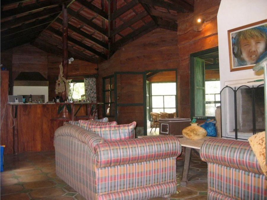 casa tipo cabana en venta