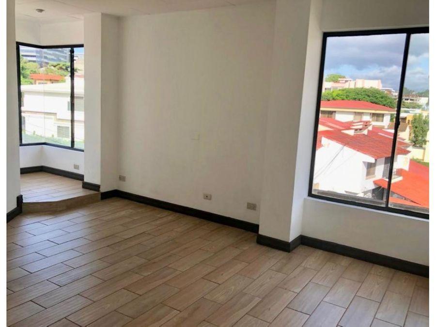 escazu trejos montealegre apartamento en alquiler
