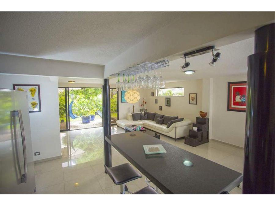 casa en venta en condominio escazu