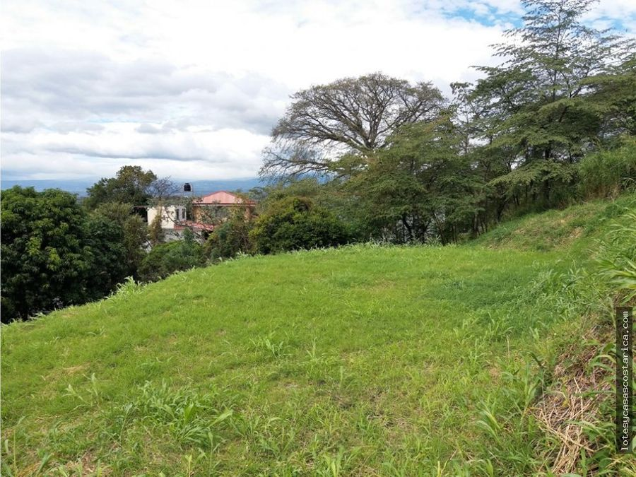 lote con vistas panoramicas en ciudad colon
