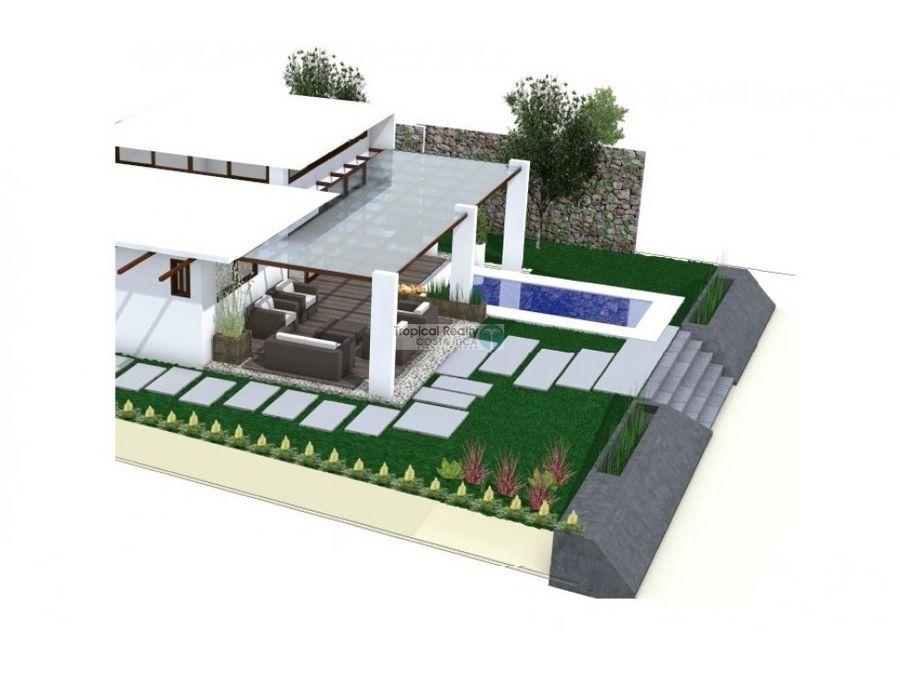 casa frente a playa en tivives con piscina