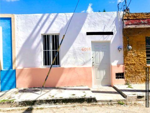 casa para remodelar en venta barrio santiago merida
