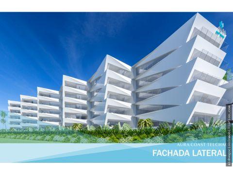 aura coast departamentos inteligentesventa telchac puerto yucatan