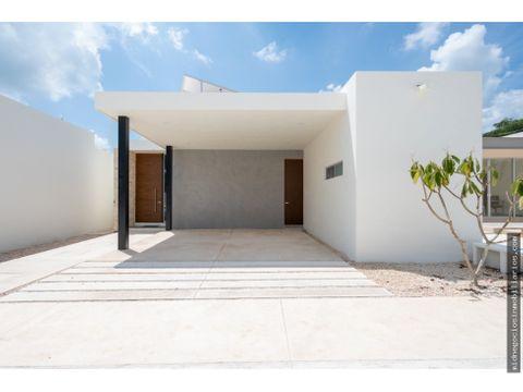 alba residencial preventa casas de un piso conkal yucatan