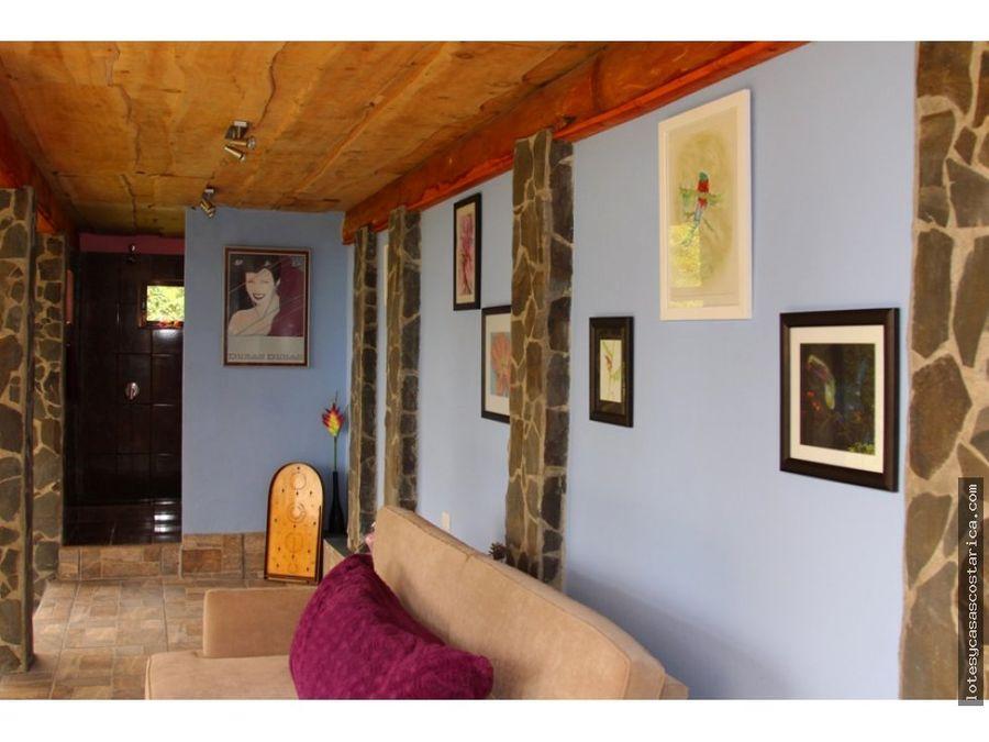 casa de montana heredia