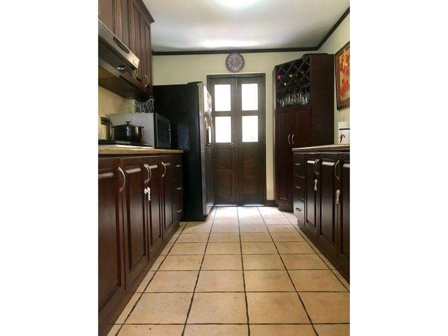 casa en venta en condominio belen