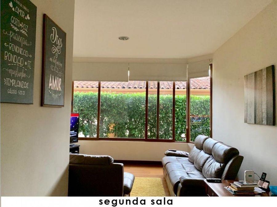 casa en venta hacienda real santa ana