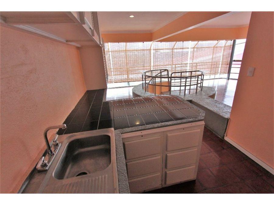 apartamento amueblado en alquiler escazu