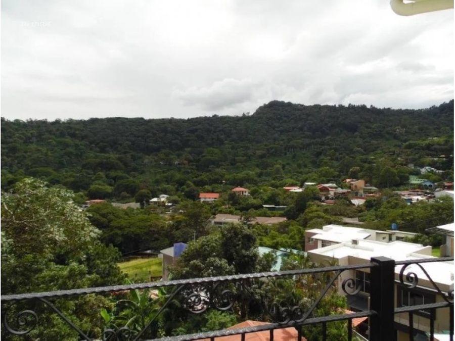 casa en residencial santa ana con vistas ganga