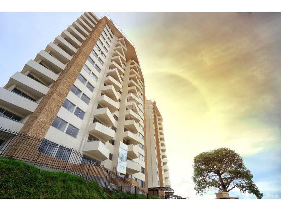 vendo amplio apartamento nuevo en alamos sector canaan