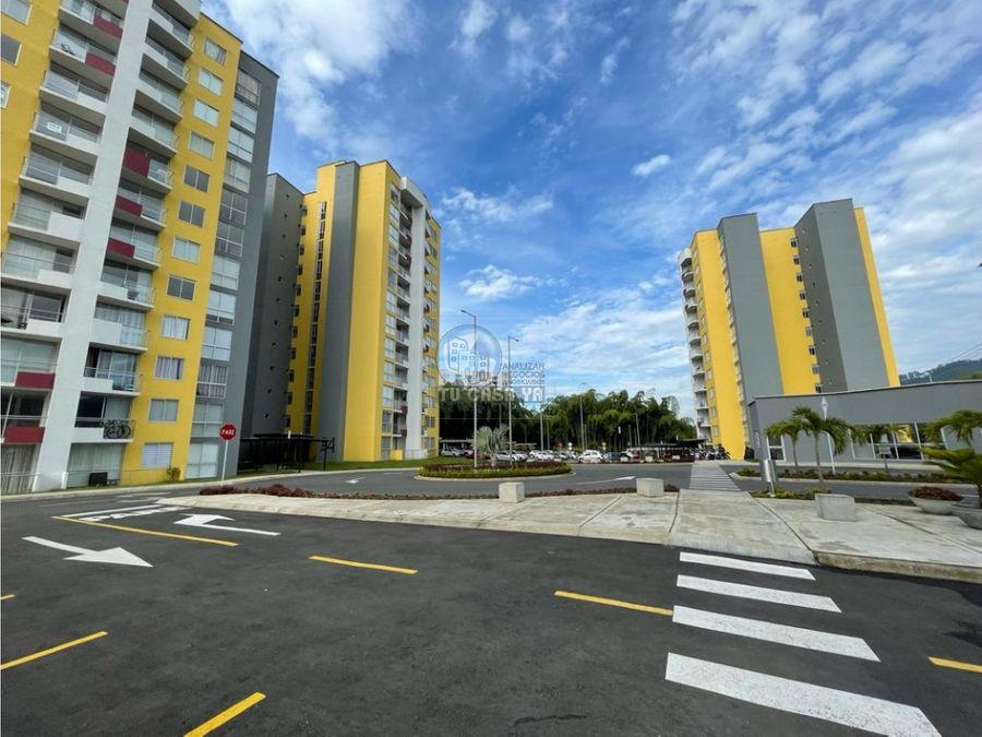 se renta apartamento en sector exclusivo