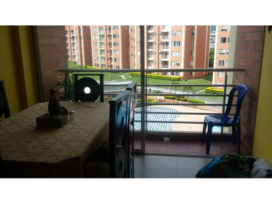 vendo apartamento hermosa vista en el nogal pereira