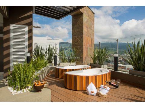 apartamento de 82 m2 en club residencial con hermosos acabados