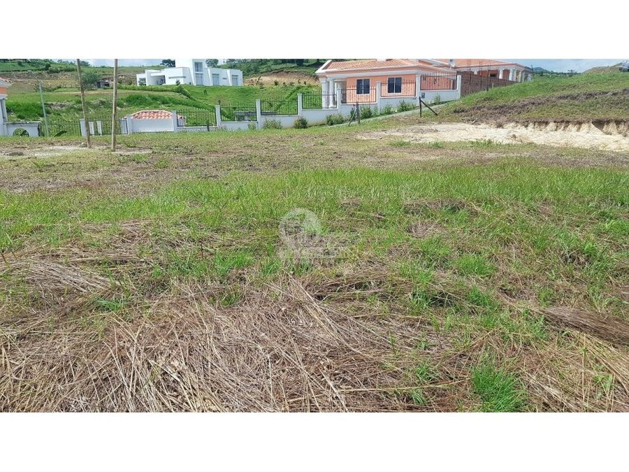 vendo lote en cerritos via pereira cartago