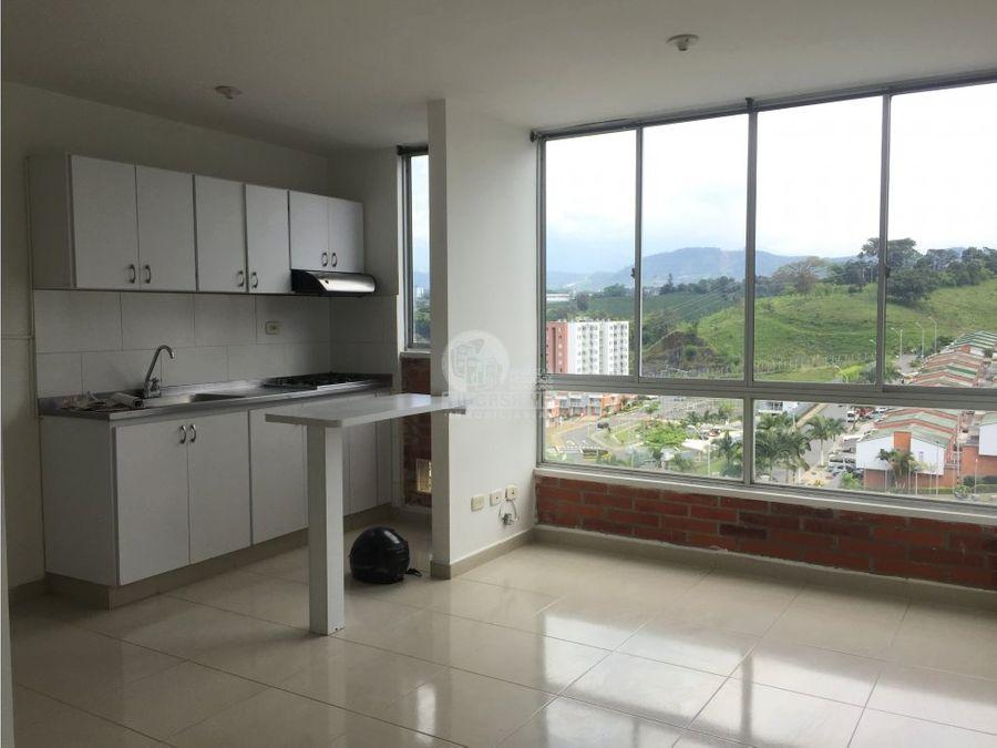 vendo apartamento con excelente vista