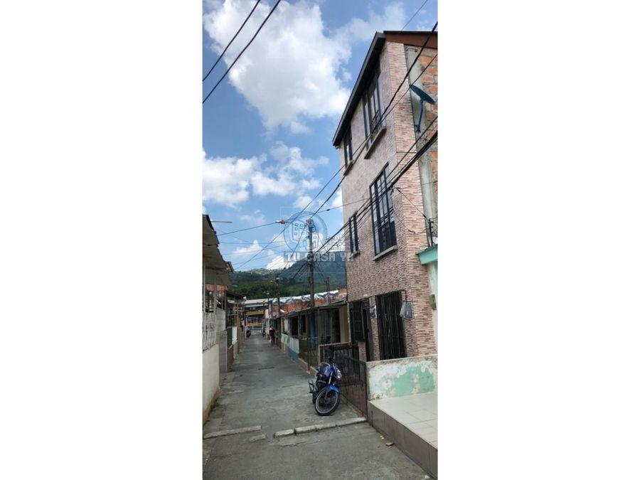 vendo edificio con rentas en santa isabel dosquebradas