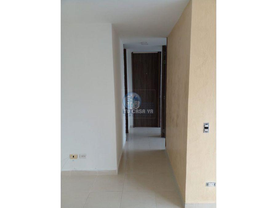 vendo apartamento conjunto cerrado sector condina