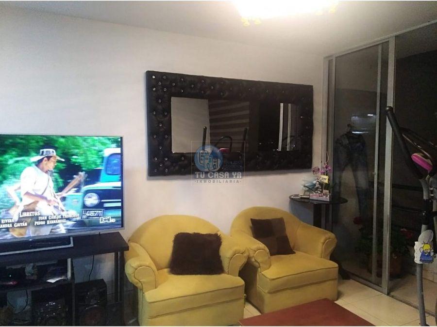 hermoso apartamento en reconocido conjunto residencial de santa rosa