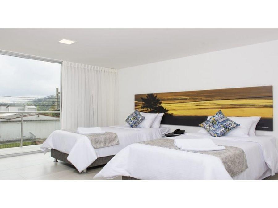 vendo hotel sector altamente turistico en santa rosa de cabal