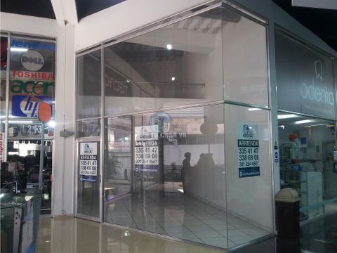 vendo local en centro comercial pereira
