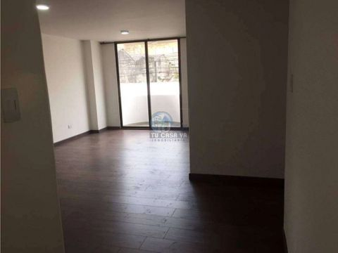 apartamento con hermosos acabados en sector maraya