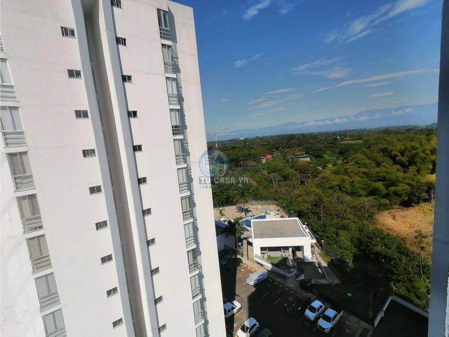vendo apartamento esquinero con excelente vista