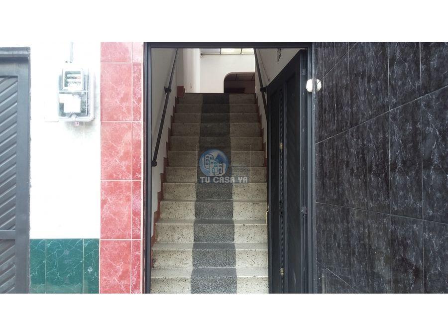 vendo casa segundo piso en el centro de pereira