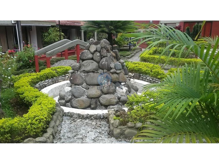vendo casa en jardin colonial dosquebradas