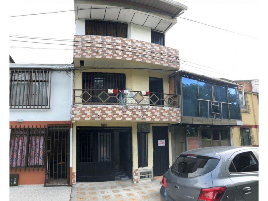 se vende casa 3 pisos independientes